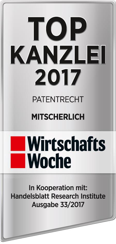 Top Kanzlei 2017